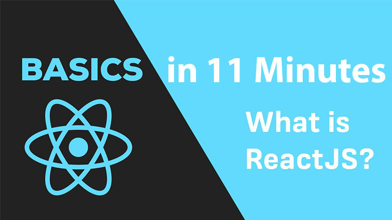 Go to Learn Basics of React.js in 11 Minutes